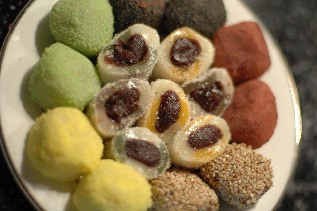 Korean Desserts