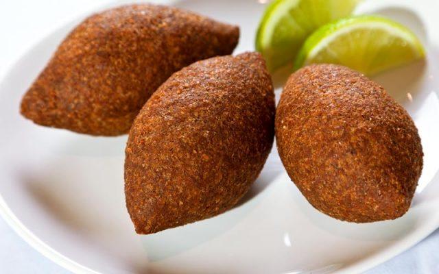 Kuba – Fried Meat Patty Appetizer
