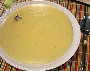 Labouyi Ble - Porridge haïtien typique