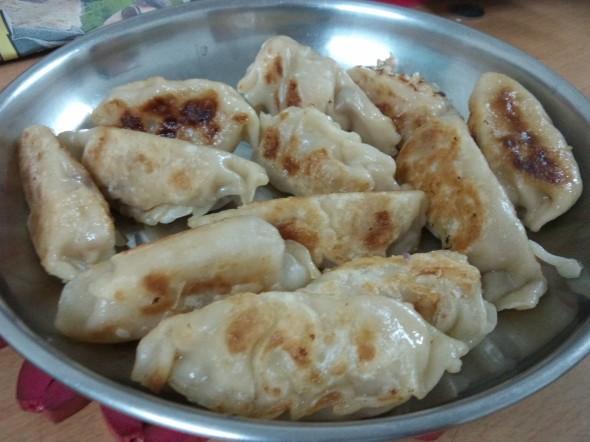 Mandu-gwa – Dessert Dumplings