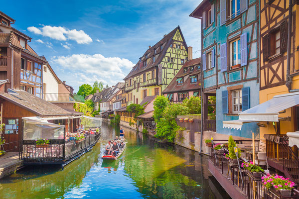 Paris Day Trip Colmar