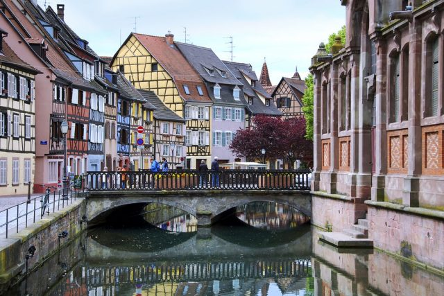 Paris Day Trips Colmar