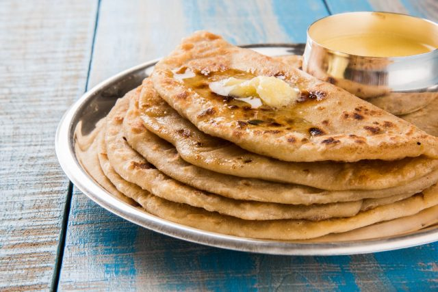 Puran Poli West Indian Dessert