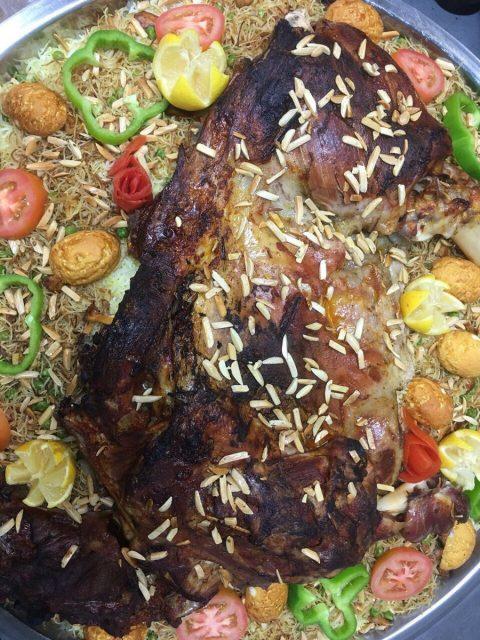 Quzi – Stuffed Whole Lamb Roast National Dish from Iraq