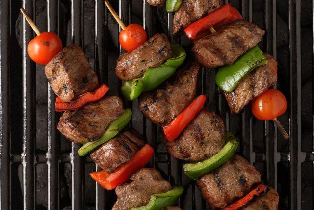 Raznjici – Skewer Meat Kebab
