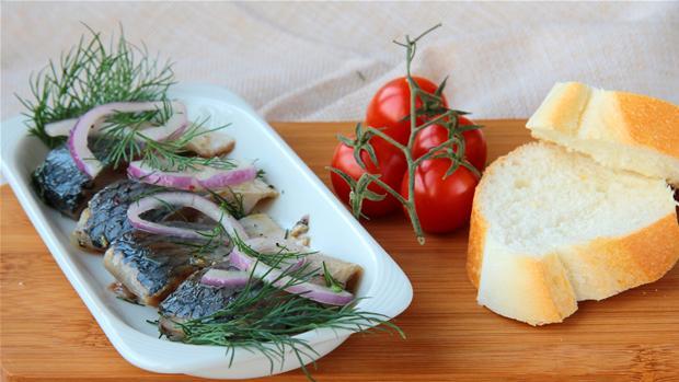 Spegesild – Pickled Herring Danish Christmas Food