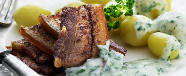 Stegt Flæsk – The Official Danish National Food