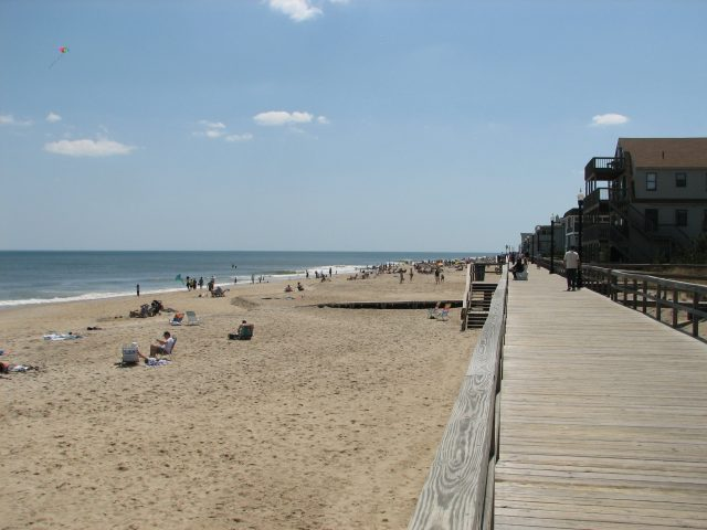 Beach Michigan Bethany