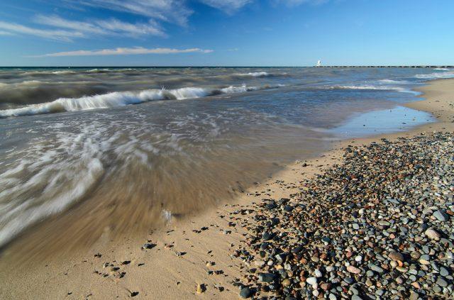 Beaches Michigan Agate