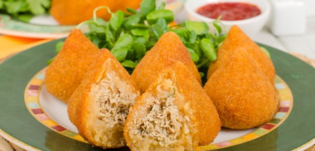 Coxinha – Famous Street Food