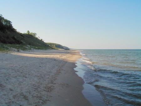 Dog Friendly Beaches in Michigan Kruse Park Lake