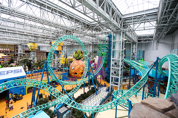Fun Things to do in Minneapolis for Free Mall of America