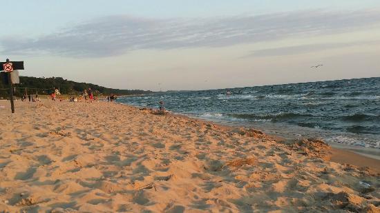 Grand Beach Michigan