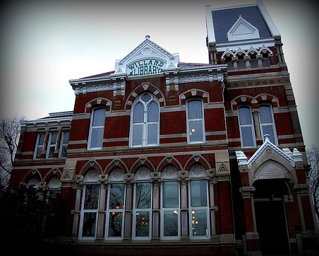 Haunted Places in Evansville Indiana