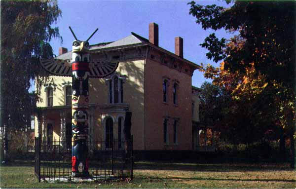 Haunted Places in Terre Haute Indiana