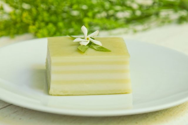 Khanom Chan – Auspicious Layered Cakes