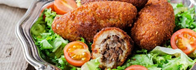 Kibbeh – Meat Dish for Home & Parties