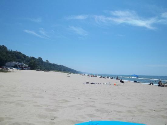 Michigan Beach Grand Haven State Park Beach