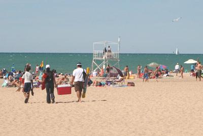 Michigan Beaches New Buffalo