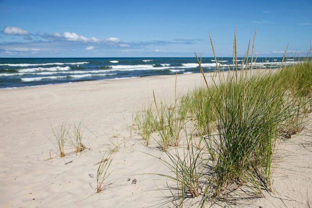 Michigan City Beach Indiana