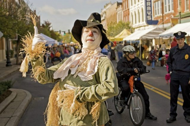 Nashville Free Things to do Heritage Foundation's Pumpkinfest