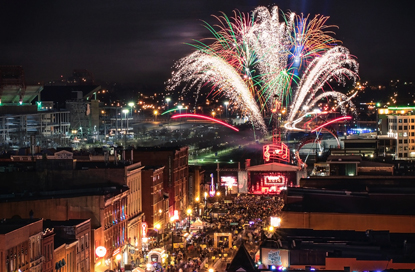 Nashville Free Things to do New Year's Eve Musical Extravaganza