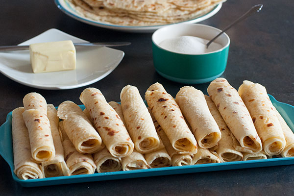 Norwegian Lefse – Traditional Flatbreads Norway