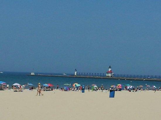 Silver Beach Michigan