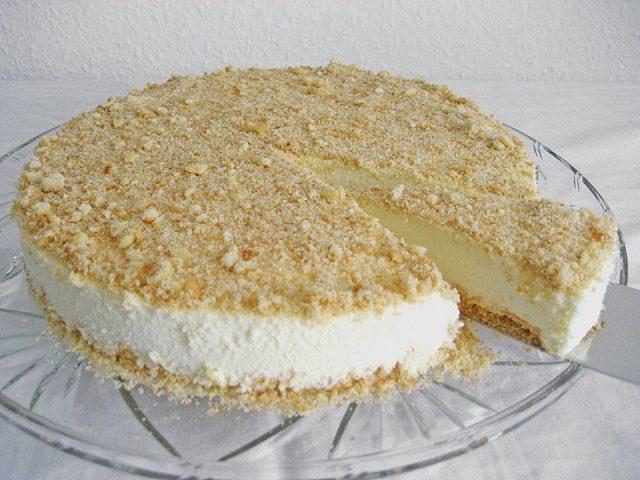 Torta de Nata – Colombian Cuisine Cake