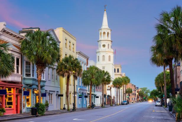 Weekend Trip from Atlanta Charleston