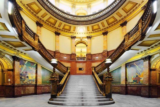 Cool Free Things to do in Denver Colorado State Capitol