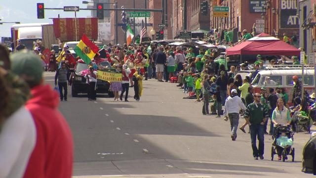 Cool Free Things to do in Denver St. Patrick's Day Parade