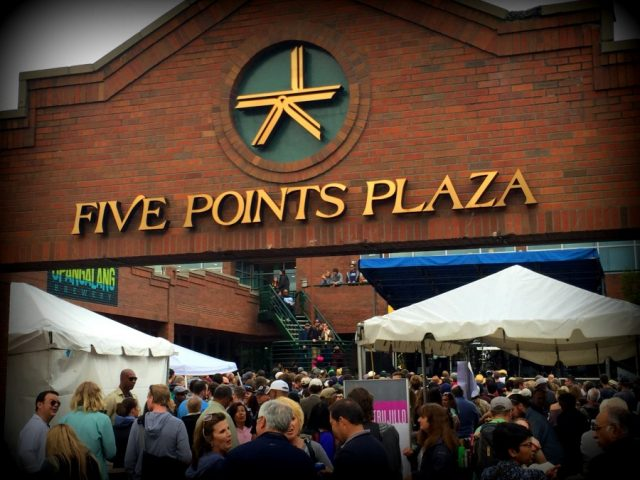 Denver Free Things to do Five Point Jazz Fest
