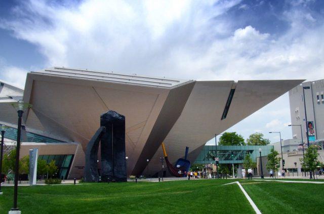 Denver Things to do Free Art Museum
