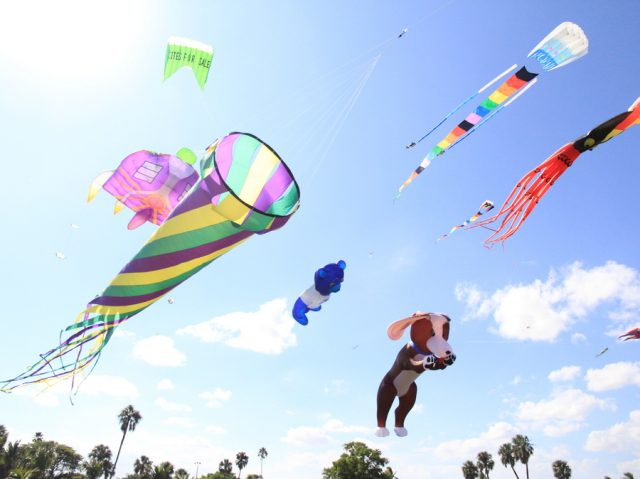 Free Things Miami Kitetober Kite Festival