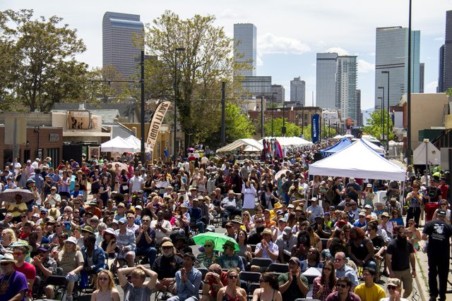 Free Things in Denver Five Point Jazz Fest