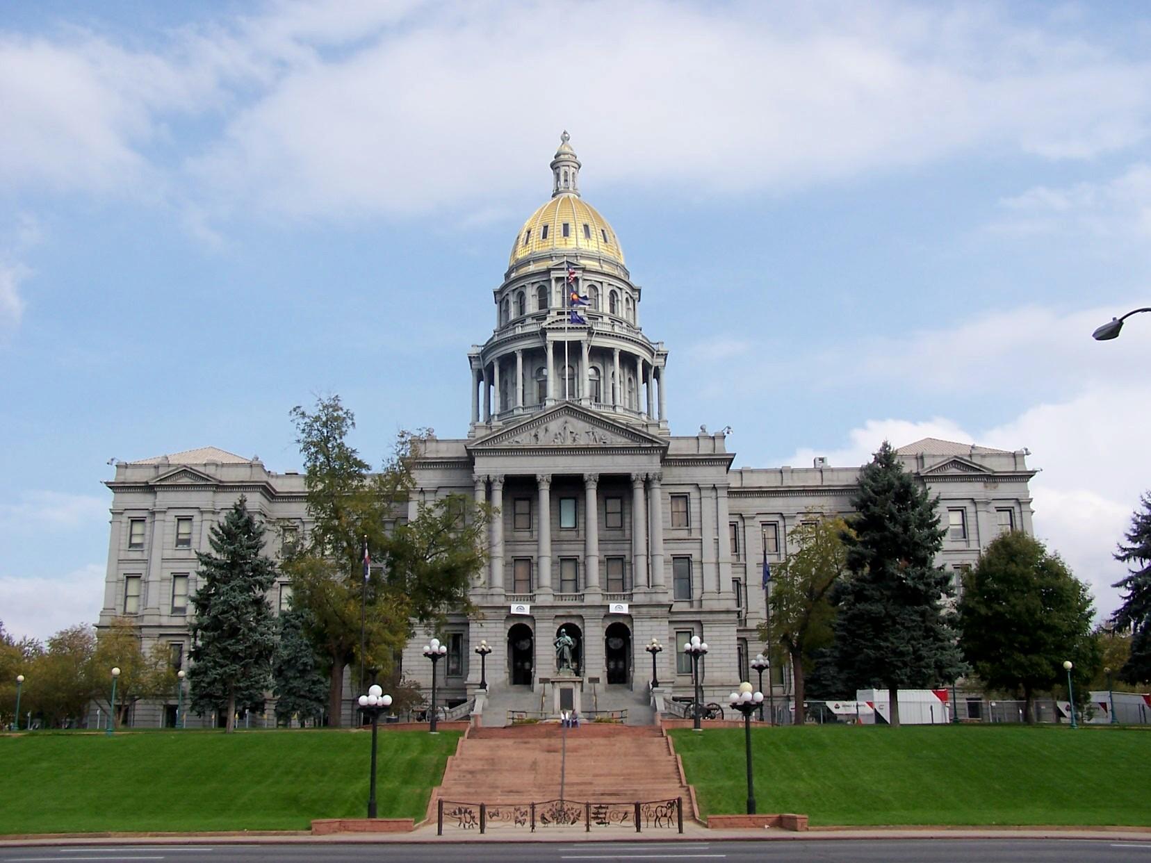 Denver Colorado State Capitol Tour