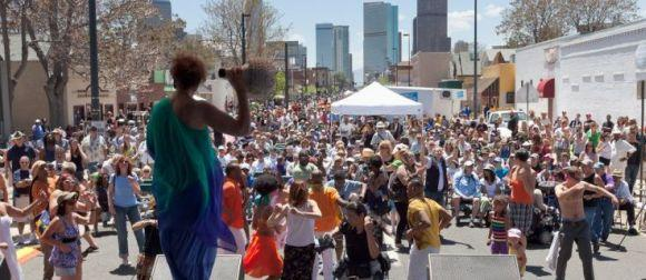 Free Things to do Denver Five Points Jazz Fest