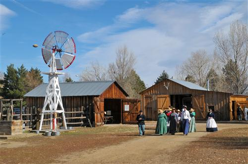 Free Things to do Denver Four Mile Historic Park