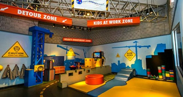 Free Things to do in Miami with Toddlers Children's Museum