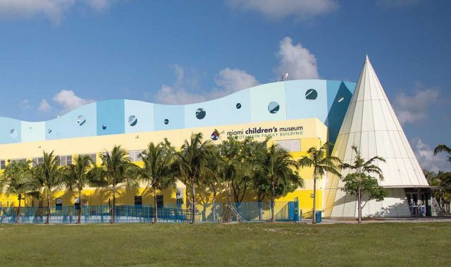 Free Things to do with Kids in Miami Children's Museum