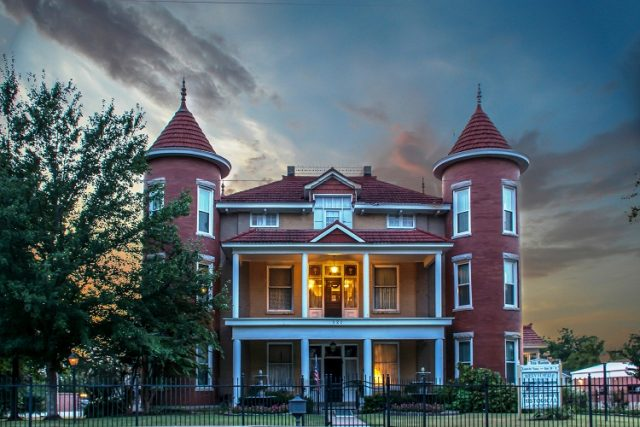 Haunted Places in Claremore Oklahoma