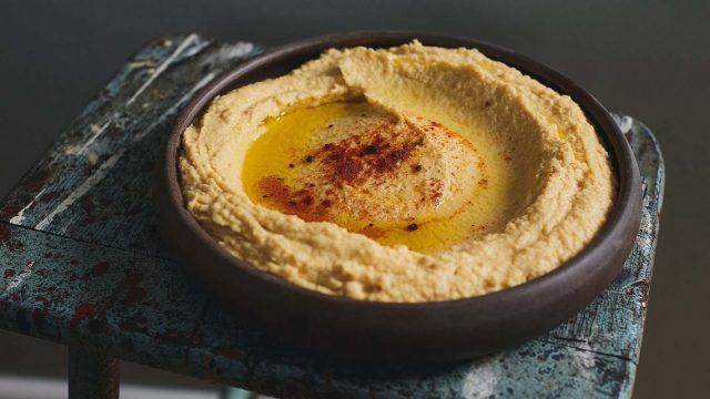 Hummus – Dip Menu for Lebanese Snacks