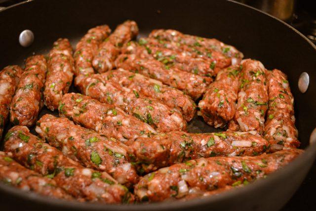 Kafta – Lebanese Meat Kabab Dish