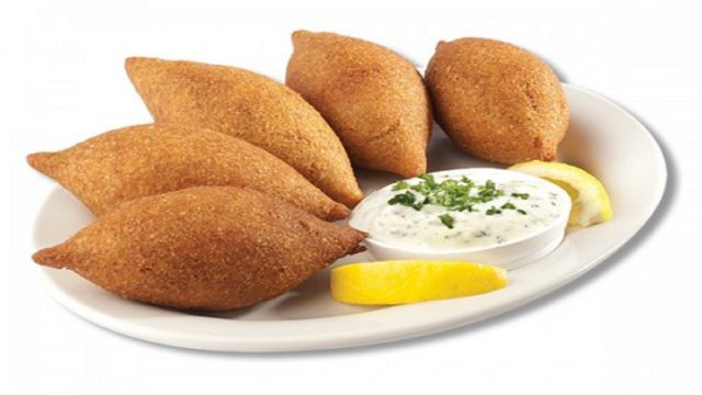 Kibbeh – Typical Ground Meat Dish from Lebanese Cuisine