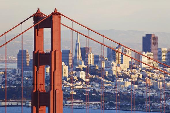 Los Angeles Weekend Trips San Francisco
