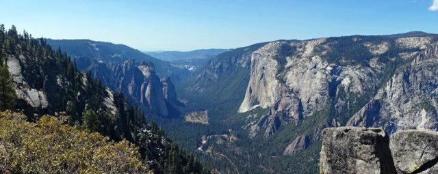 Los Angeles Weekend Trips Yosemite Valley