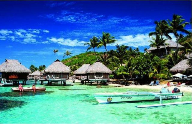 Most Beautiful Beach World Matira