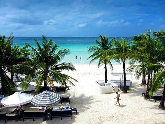 Most Beautiful Beach world White Beach