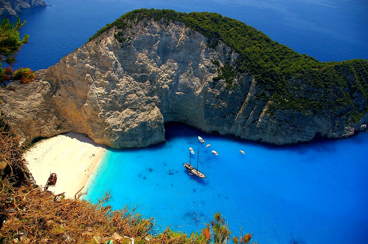10 of the Most Beautiful Beaches in the World - Flavorverse - photo#2